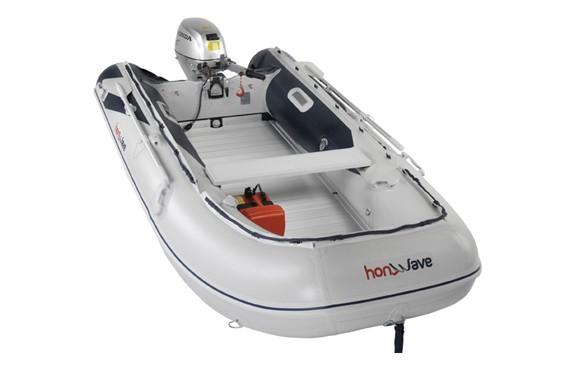 купить лодку хонда т20