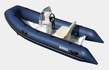 бриг лодка 360