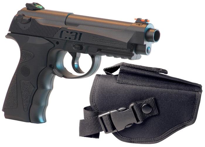 Пневматика Пистолет пневматический Crosman C31.