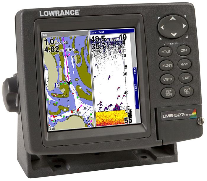 lowrance mark-5x эмулятор