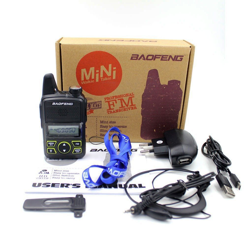 Рация Baofeng BF-T1 mini