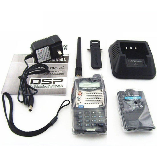 Рация Baofeng UV-5RA Plus