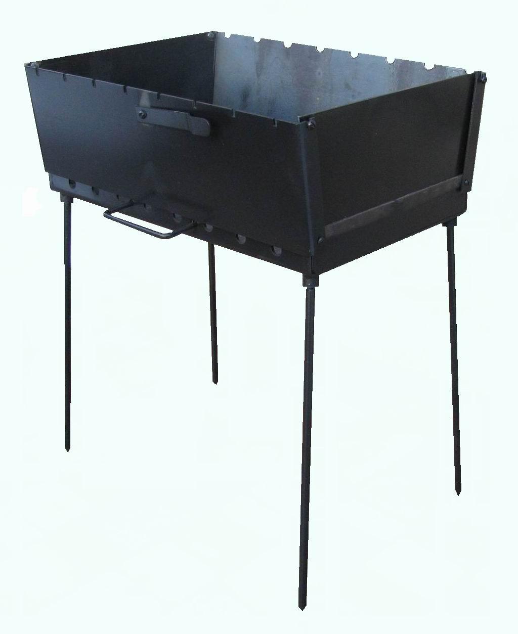 Раскладной мангал чемодан своими руками из металла чертежи