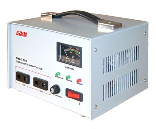 Описание: Модель стабилизатора Элим СНАП-500 специально разработана для работы с газовыми котлами, имеющими...
