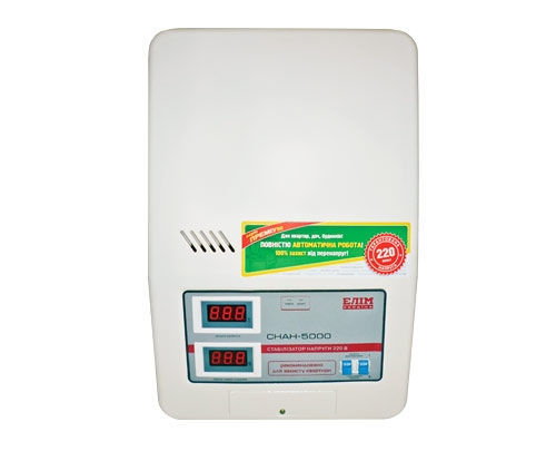 Цены на Элим - Украина СНАН - 500П стабилизатор напряжения Элим - Украина Тип: Сервомотор (электромеханический)...