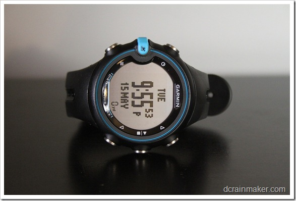 Garmin Swim Watch Face